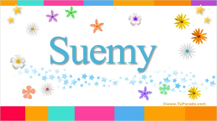 Suemy, imagen de Suemy