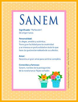 Nombre Sanem