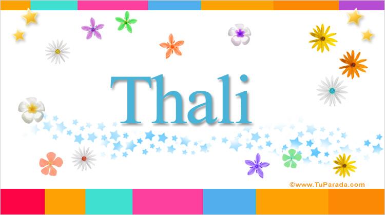 Thali, imagen de Thali
