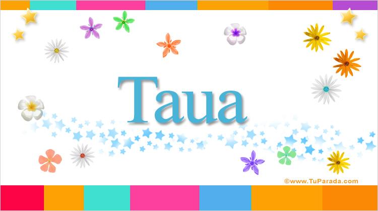 Taua, imagen de Taua