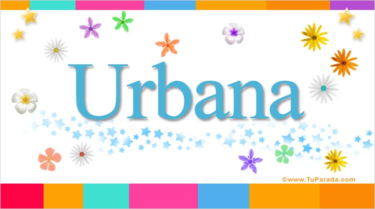 Urbana, imagen de Urbana