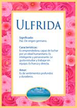 Ulfrida