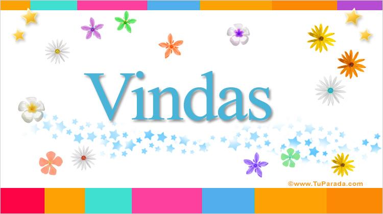 Vindas, imagen de Vindas