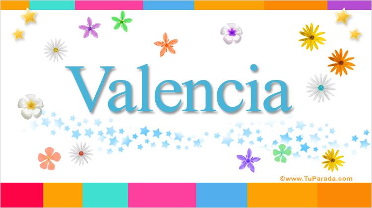 Valencia, imagen de Valencia