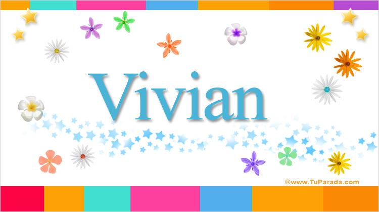 Vivian, imagen de Vivian