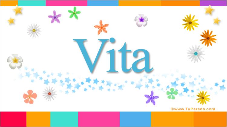 Vita, imagen de Vita
