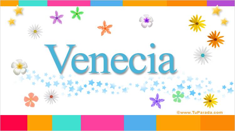 Venecia, imagen de Venecia