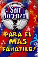 Para el más fanático de San Lorenzo