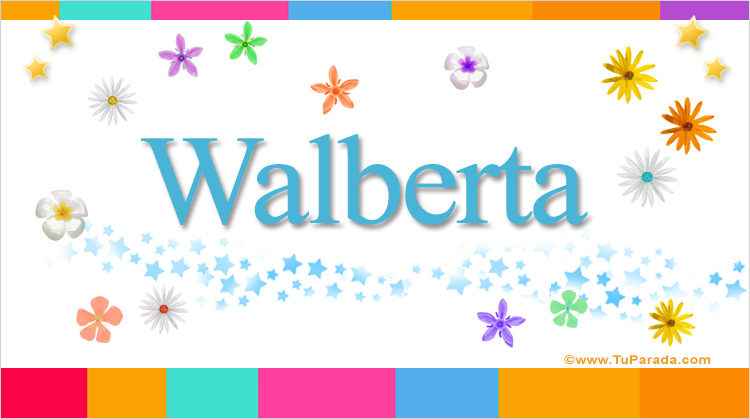 Walberta, imagen de Walberta