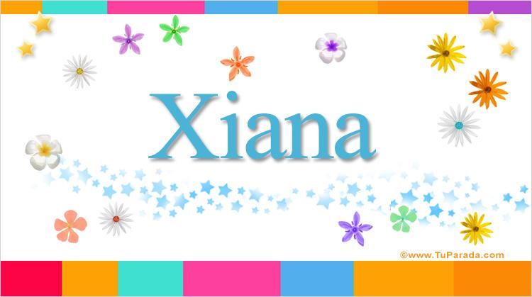 Xiana, imagen de Xiana