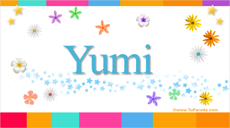 Yumi, imagen de Yumi