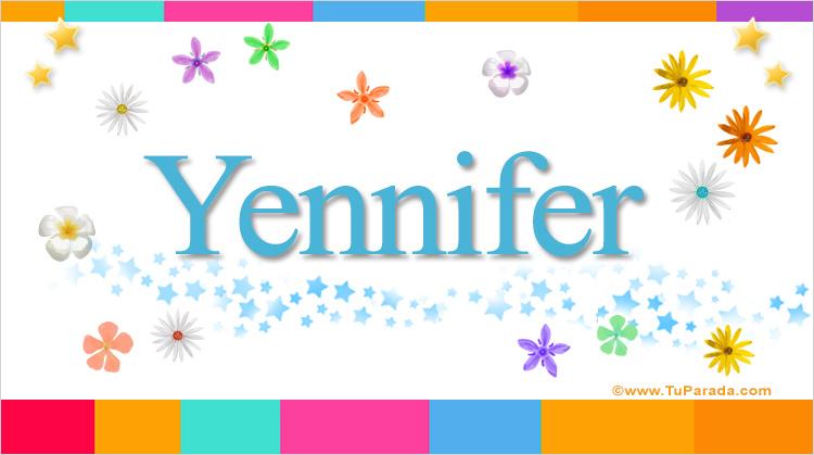 Yennifer, imagen de Yennifer
