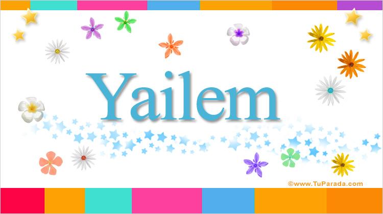 Yailem, imagen de Yailem