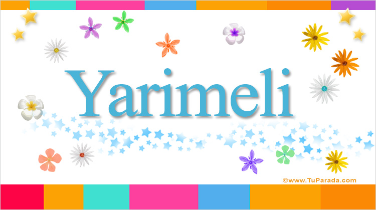 Yarimeli, imagen de Yarimeli