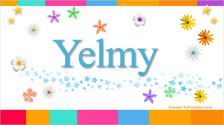 Yelmy, imagen de Yelmy