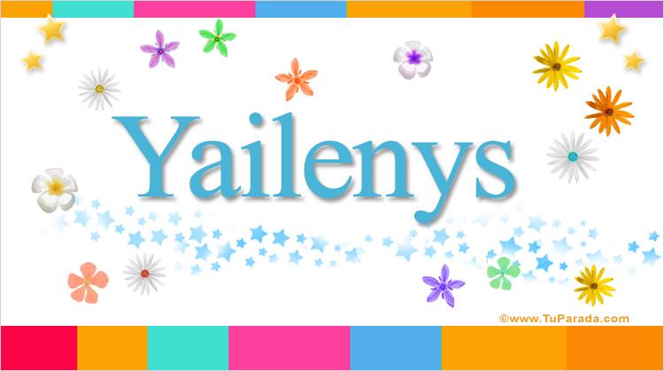 Yailenys, imagen de Yailenys