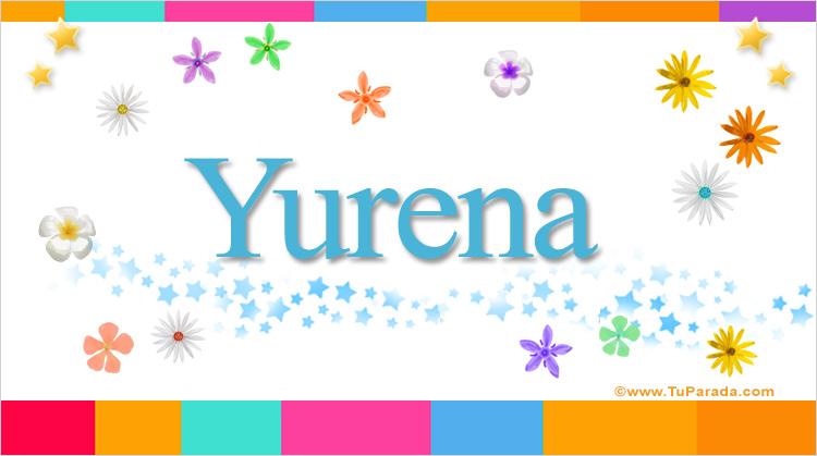 Yurena, imagen de Yurena