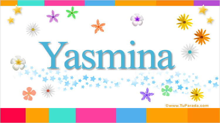 Yasmina, imagen de Yasmina