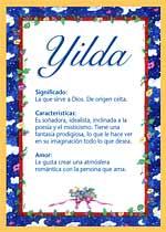 Yilda
