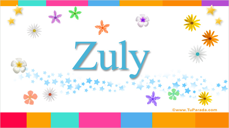 Zuly, imagen de Zuly