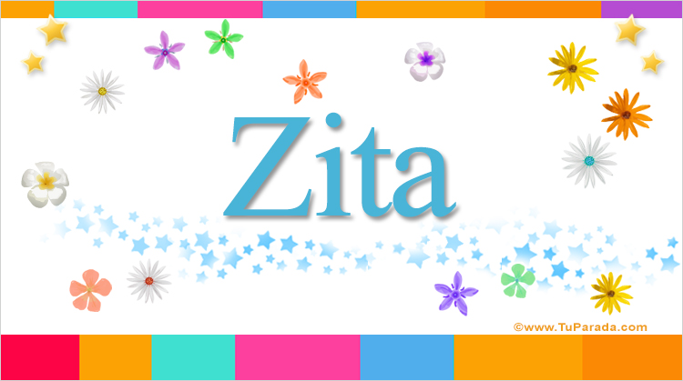 Zita, imagen de Zita