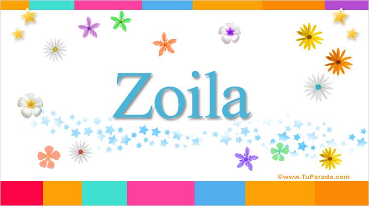 Zoila, imagen de Zoila