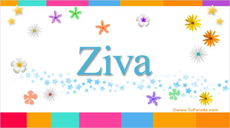 Ziva, imagen de Ziva