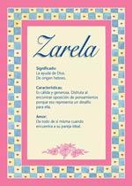 Zarela