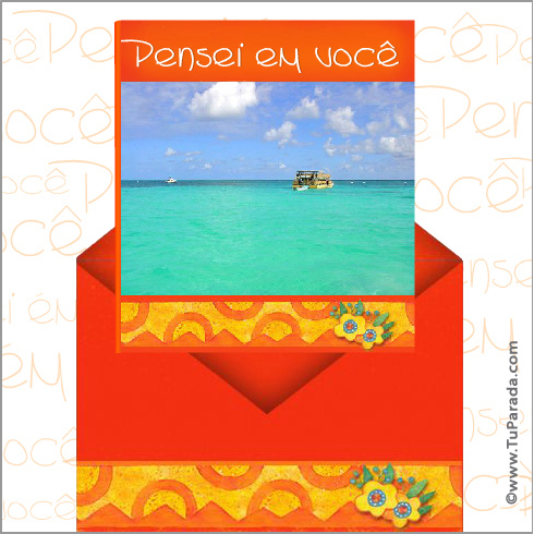Envelope Surpresa - Amor