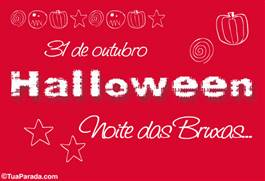 Halloween: Noite das Bruxas...