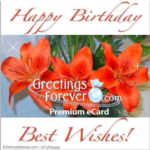Ecard - Best wishes ecard