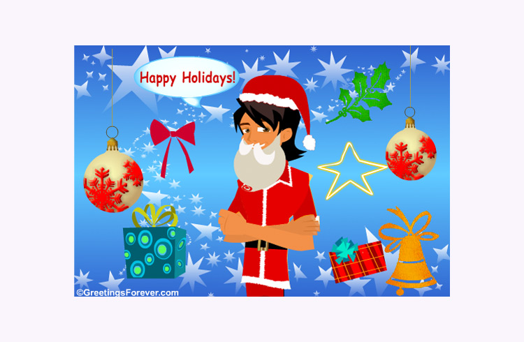 create your christmas greeting card create your own ecards ecards - Create Your Own Christmas Card