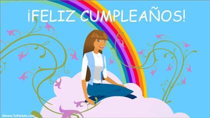 Feliz Cumpleaños con sorpresa