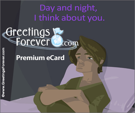 Ecard - Day and night... Ecard