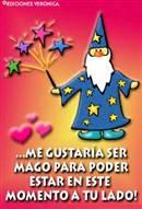 Quisiera ser mago...