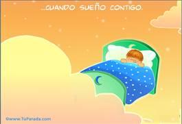 Cuando sueño contigo