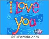 I love you pop