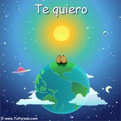Te quiero con mundo