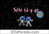 Sólo tú y yo