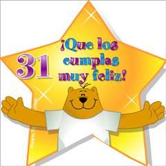 31 Años