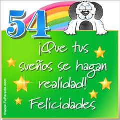 54 Años