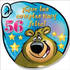 56 Años