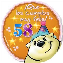 58 Años