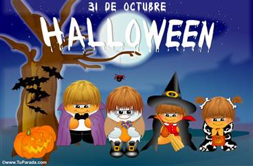 Halloween divertida