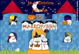 Castillo Halloween