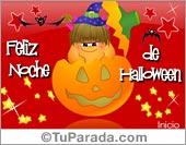 Tarjetas postales: Feliz Halloween