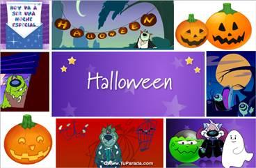 Ecard de Halloween