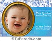 Tarjetas, postales: Sube una foto y personaliza!