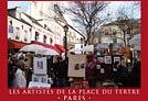 Tarjeta de Fotos de Francia, París