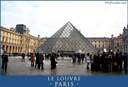 Le Louvre - PARIS
